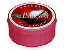 JINGLE ALL THE WAY - świeczka zapachowa KRINGLE CANDLE