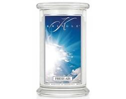 FRESH AIR - świeca zapachowa KRINGLE CANDLE - 100 godzin