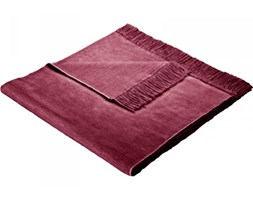 Narzuta na fotele i kanapy - MOCA DESIGN - bordowa
