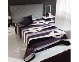 Narzuta Koc Piel - New Look 160x240 cm - fioletowa