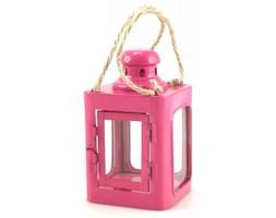 Lampion metalowy Victoria's House Design - różowy