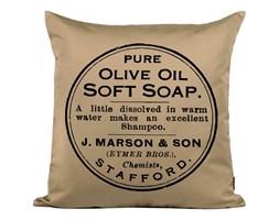 Poduszka French Home - Olive - beżowa