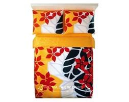 Pościel Benetton Jungle Flowers Czerwono-Żółta
