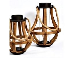 Lampiony Drewniane Belldeco Wyposażenie Wnętrz Homebook