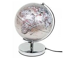 Globus podświetlany - Silver - średnica 25 cm