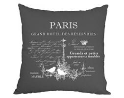 Poduszka French Home - Paris - szara