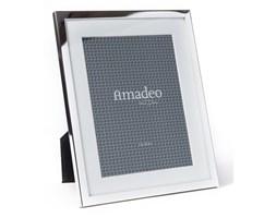 Ramka na zdjęcia stojąca Amadeo 15x20cm niklowana