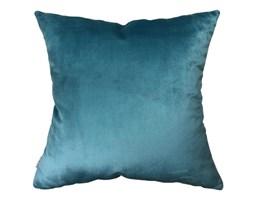Welurowa poduszka Turquoise, Rozmiar: 45 x 45 cm