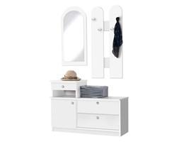 Garderoba 01 biały