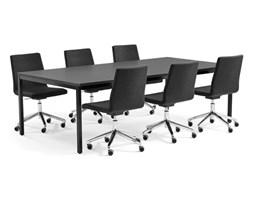 Zestaw mebli konferencyjnych MODULUS + PERRY, stół i 6 krzeseł