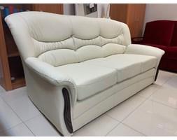 Sofa GENUA LUX 3RP SKÓRA NATURALNA