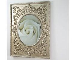Atma Srebrne Lustro w stylowej dekoracyjnej ramie VINTAGE 90x120cm