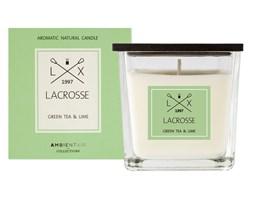 Świeca zapachowa Green tea & lime 8x8 cm - Lacrosse  - DECOSALON - 100% zadowolonych klientów!