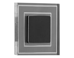 LDST KE-01-SC-BC8 - LED Oświetenie schodowe KELLY 8xLED/1,2W/230V czarne matowe