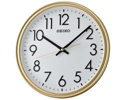 Zegar ścienny SEIKO QXA736G 31 cm Cichy Mechanizm