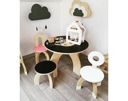 Stolik I Krzesełka Dla Dzieci Drewniane Pomysły