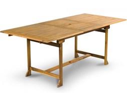 Stół ogrodowy 150-200x90x75cm Fieldmann brązowy kod: FDZN 4104