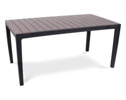 Stół ogrodowy 160x90x74cm Bazkar TORINO brązowy kod: 002126