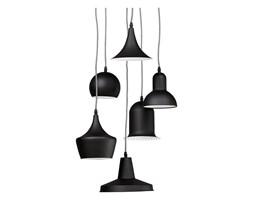 Lampa wisząca 6 kloszy Queen Kokoon Design czarny kod: HL00430BL