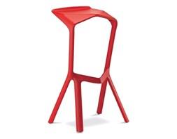 Krzesło/hoker King Home Miura czerwony kod: CT-218.CZERWONY