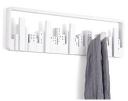 Wieszak na ubrania Umbra Skyline biały kod: 318190-660