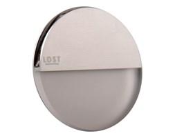 LDST RO-01-SS-BZ4 - LED Oświetlenie schodowe ROBIN 4xLED/1,2W/230V matowy chrom
