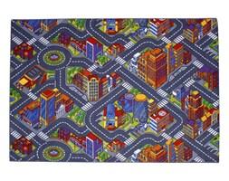 AK Sports Mata do zabawy z ulicami Big City, 140 x 200 cm, BIG CITY 97