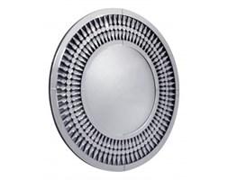 Marzano okrągłe dekoracyjne lustro 90x90