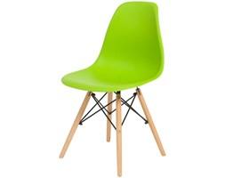 Krzesło do jadalni DSW DAW Eames MEDIOLAN - zielony ( uniw)