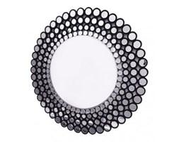 Ines C - okrągłe lustro dekoracyjne w ażurowej ramie 120x120