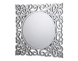 Valenti - lustro dekoracyjne w ażurowej ramie 101x101