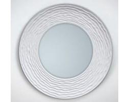 Iga białe zmysłowe lustro 100x100