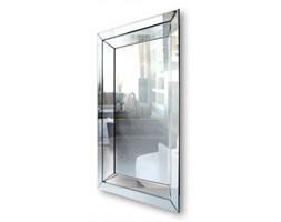 Tetyda 180x90 - prostokątne lustro dekoracyjne w lustrzanej ramie