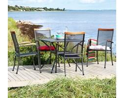 Zestaw ogrodowy MIAMI meble stół 4 krzesła