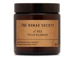 Świeca zapachowa sojowa The Nomad Society Wildflower