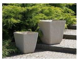 Donice Ogrodowe Z Kamienia Beliani Wyposażenie Wnętrz
