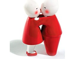 Porcelanowa figurka I Valentini