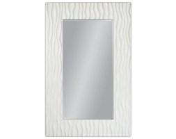 Adila Białe Lustro Dekoracyjne Glamour 100x160cm