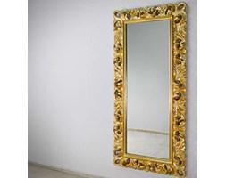 Pallav złote Lustro Antyczne w Stylowej Ramie Glamour 88x188cm