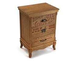 Drewniana komoda z 4 szufladami Versa Riano