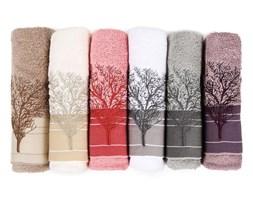 Zestaw 6 ręczników z bawełny Asorti, 50x90 cm