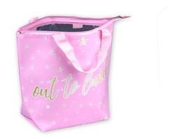 Różowa torba termiczna Tri-Coastal Design Out to Lunch