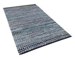d833dc9f4369 Dywan niebieski bawełniany 80x150 cm ALANYA