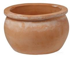 Donica ceramiczna 75.207.38   Tus Round-pot 380 x 250mm