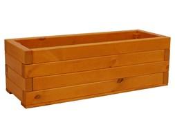 Donica drewniana 280x900 mm pinia