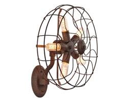 MCODO ::  Kinkiet w formie wentylatora Loft Style w kolorze rusty