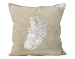 Poszewki Dekoracyjne Kolor Srebrny Wyposażenie Wnętrz