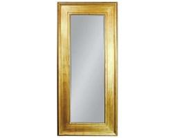 Azalia złote lustro glamour 80x180