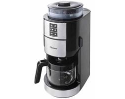 Bestron Ekspres do kawy z młynkiem, 820 W, stal nierdzewna, ACM1100G