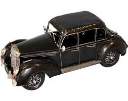 BLACK Replika auta czarna metalowa, 31x13x16 cm